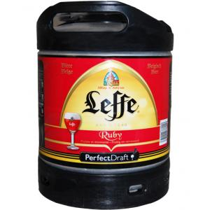Leffe Ruby Baril 6L