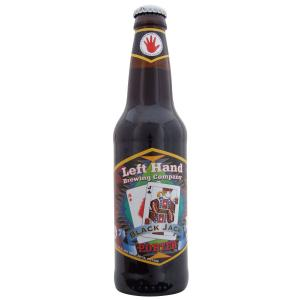 Left Hand Black Jack Porter 355ml