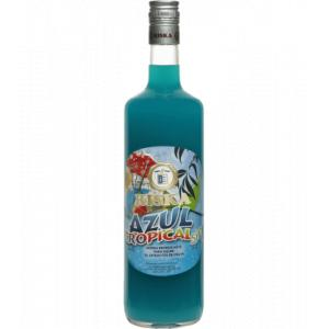 Licor Blue Tropic 1L