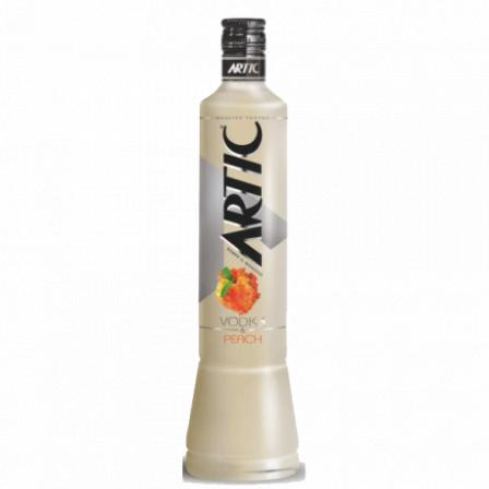 Licor Vodka Artic Pêssego
