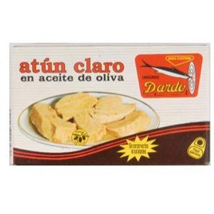 Light Tuna in Olive Oil Ol-240