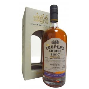 Linkwood Coopers Choice Single Cask 20 Year old 1997