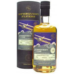 Linkwood Infrequent Flyers Single Cask # 6144 14 Year old 2006