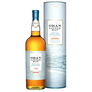 Little Bay Small Cask Oban Confezione