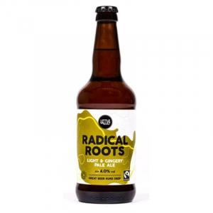 Little Valley Radical Roots Ginger Pale Ale Bio 33