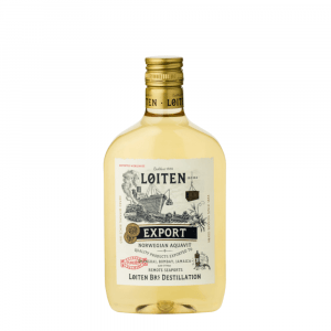 Loitens Export Aquavit Pet 50cl