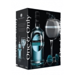 London No.1 Original Blue Gin Giftpack