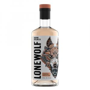 Lone Wolf Peach & Passion Fruit Gin