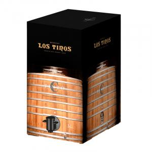 los Tinos Crianza Bag in Box 5L
