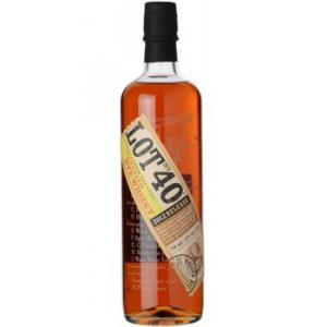 Lot 40 Canadian Whiskey