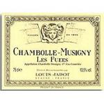 Louis Jadot Chambolle Musigny Les Fuees 2006