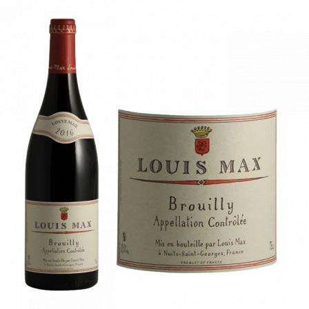 Louis Max Brouilly 2016