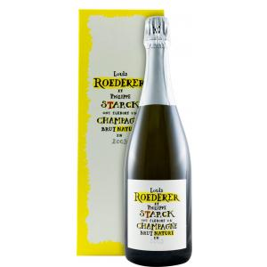 Louis Roederer Brut Nature By Philippe Starck 2009