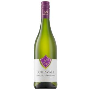 Louisvale Chardonnay Unwooded 2018