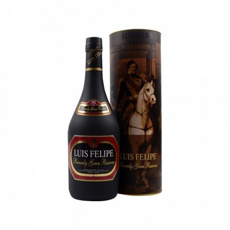 Luis Felipe Old Brandy Gran Reserva With Tube