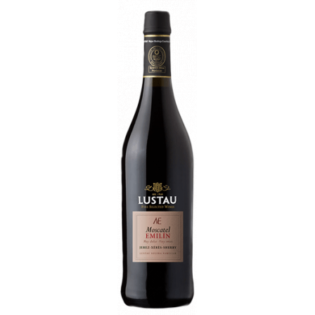Lustau Emilin Moscatel-Solera Familiar 375ml
