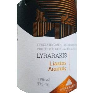 Lyrarakis Winery Liastos 375ml 2016