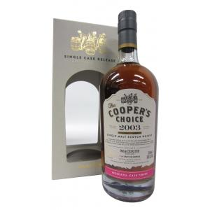 Macduff Coopers Choice Single Cask 14 Year old 2003