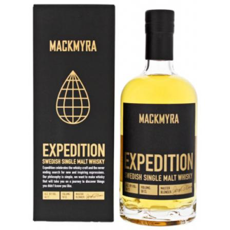 Mackmyra Expedition Swedish 50cl