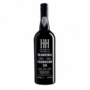Madeira Henriques & Henriques Verdelho 20 Years Old