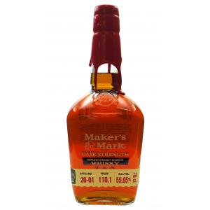 Maker's Mark Cask Strength Batch 20-01