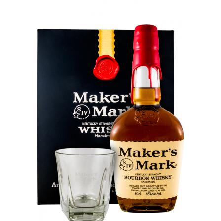 Makers Mark W Cup