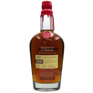 Maker's Mark Wood Finishing Series Limited Release 75cl 2021