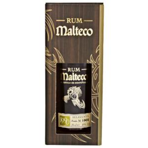 Malteco Seleccion 200ml 1990