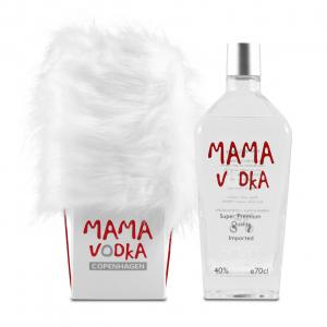 Mama Vodka In Coffret
