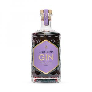 Manchester Gin Blackberry Infused 50cl