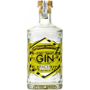 Manchester Gin Fac51 The Hacienda 50cl