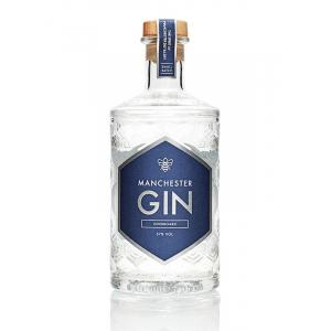 Manchester Gin Overboard Navy Strength 50cl