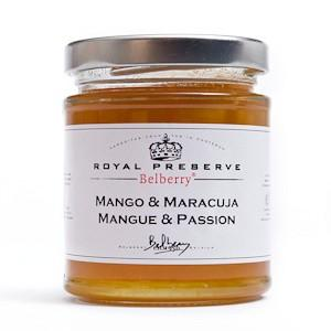 Mango and Passion Fruit Jam 215g