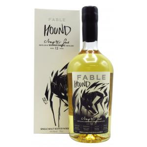 Mannochmore Fable Hound Chapter 5 Single Cask 12 Year old 2009