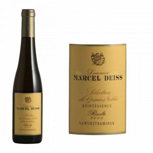Marcel Deiss Gewurztraminer Sélection de Grains Nobles Quintessence 375ml 2005