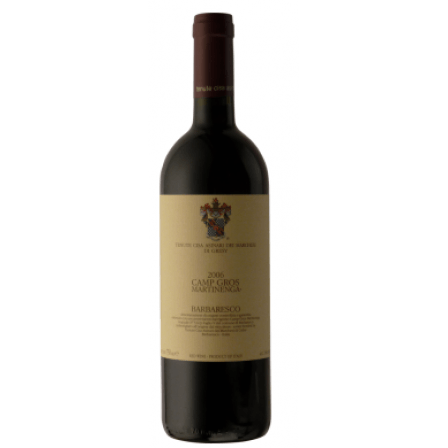 Marchesi di Gresy Barbaresco Camp Gros 2013