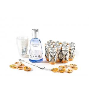 Mare Home Bar Pack Gin Mare