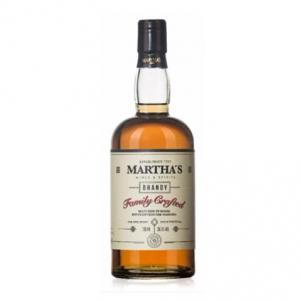 Marthas Family Crafted Brandy