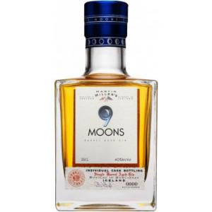 Martin Miller's 9 Moons Bourbon Barrel Aged Gin 350ml