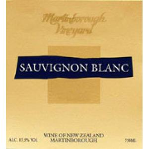 Martinborough Sauvignon Blanc 2008