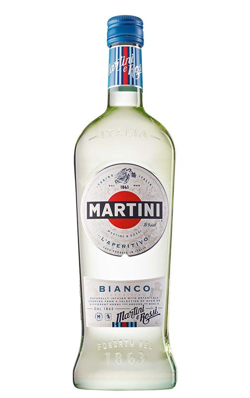 Buy Martini Bianco 1L | Price and Reviews at Drinks&Co