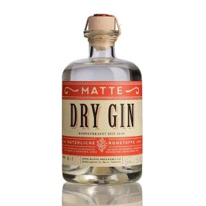 Matte Dry Gin 50cl