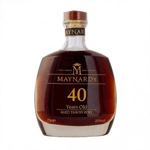 Maynards 40 Years Old Tawny
