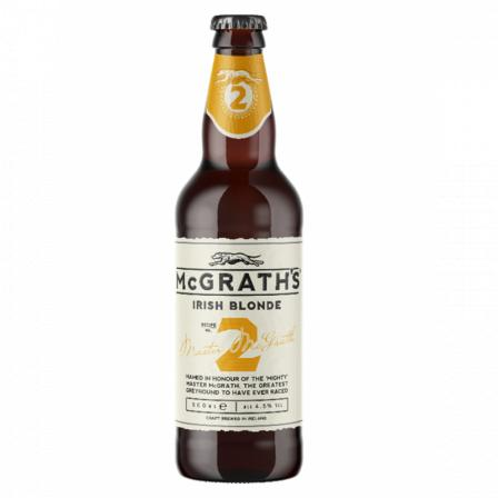 Mcgrath's Craft Irish Blonde 50cl