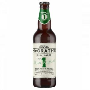 Mcgrath's Craft Irish Lager 50cl