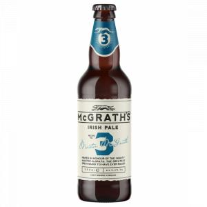 Mcgrath's Craft Irish Pale 50cl