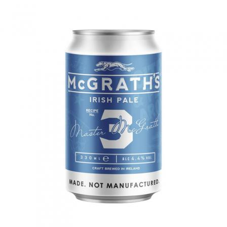 Mcgrath's Craft Irish Pale Can