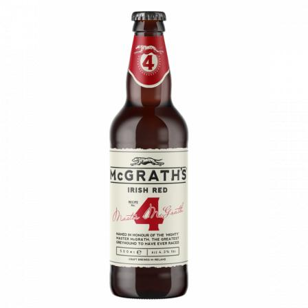 Mcgrath's Craft Irish Red 50cl