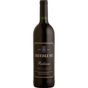 2016 Meerlust Wine Estate Estate Rubicon