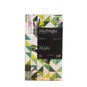 Midnight Mojito Bag In Box 2L